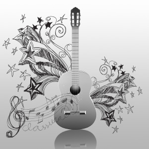 guitar lessons Edinburgh