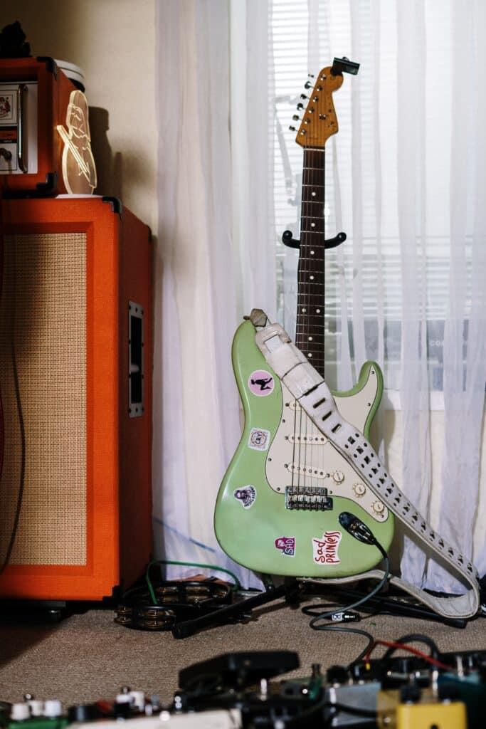 guitar lessons Edinburgh electric guitar lessons