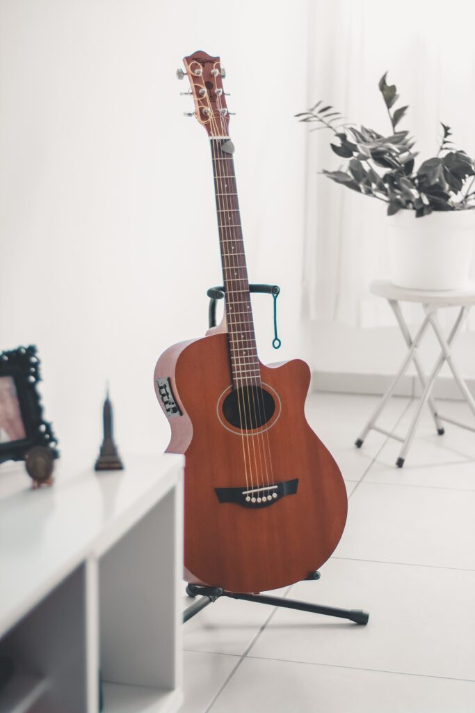 Acoustic guitar lessons Edinburgh learn Acoustic guitar in Edinburgh